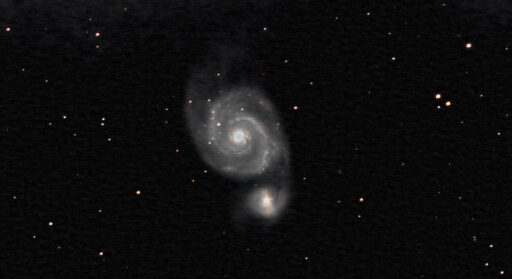 M51 April 2012 Canon 350d