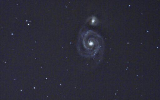 M51 April 2009
